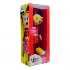 Кукла JAKKS Pacific Minnie Mouse в красном платье 23 см 84950 ТМ: Disney Minnie Mouse