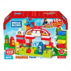 Конструктор Mega Bloks Музыкальная ферма GCT50 ТМ: Mega Bloks