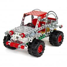 Конструктор металлический Технок Авто 312 эл 3855 ТМ: Технок