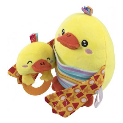 Мягкая игрушка Baby Team Зверята 2 в 1 (в ассорт) 8536 ТМ: BABY TEAM