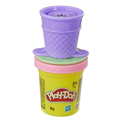 Баночка Play-Doh Топпер (в ассорт) E3365EU4 ТМ: Play-Doh