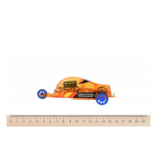 Робот-конструктор Same Toy Авто на динамо-машине DIY006UT ТМ: Same Toy