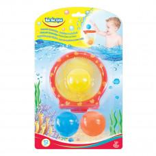 Игрушка для ванны BeBeLino Водный баскетбол 58113 ТМ: BeBeLino