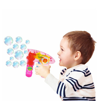 Набор Wanna Bubbles Прозрачный пузыремет розовый BB137-1 ТМ: Wanna Bubbles