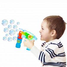 Набор Wanna Bubbles Прозрачный пузыремет синий BB137-2 ТМ: Wanna Bubbles