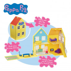 Набор Peppa Дом Пеппы Делюкс 6865 ТМ: Peppa