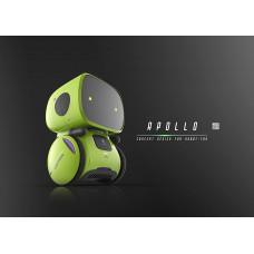 Интерактивный робот с голосовым управлением AT-Robot зеленый AT001-02 ТМ: AT-Robot