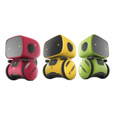 Интерактивный робот с голосовым управлением AT-Robot желтый AT001-03 ТМ: AT-Robot