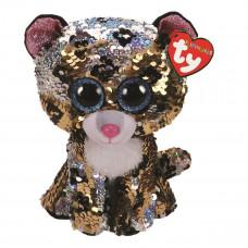 Мягкая игрушка TY Inc Flippables Леопард Sterling 15 см 36345 ТМ: TY Inc
