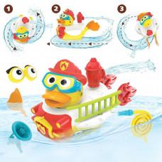 Игрушка для воды Yookidoo Пожарник Джек 71337 ТМ: Yookidoo