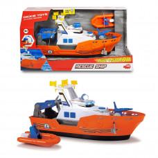 Спасательный катер Dickie Toys с лодкой 40 см 3308375 ТМ: Dickie Toys
