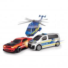 Игровой набор Dickie Toys Полицейская погоня  3715011 ТМ: Dickie Toys