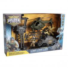 Игровой набор Chap mei Defense Outpost Cолдаты 545053 ТМ: Chap mei