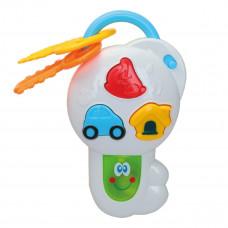 Игрушка Baby Team Ключики  8622 ТМ: BABY TEAM