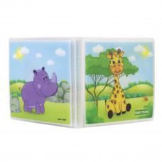 Игрушка-книжка Baby Team для ванны Animals 8742 ТМ: BABY TEAM