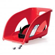 Спинка для санок ISEAT-1 Prosperplast Red 5905197094199 ТМ: Prosperplast