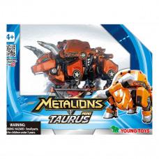 Фигурка Metalions mini Taurus 314038 ТМ: Metalions
