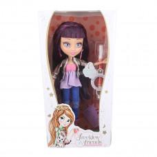 Кукла Genesis Freckle & Friends Дерби с веснушками 27 см (в ассорт) FF51777 ТМ: Freckle & Friends