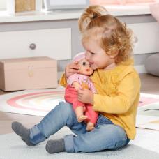 Интерактивная кукла My First Baby Annabell Забавная малышка 30 см 703304 ТМ: BABY Annabell