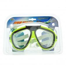 Очки для плавания Shantou желтая FB18142 ТМ: Shantou Jinxing plastics ltd