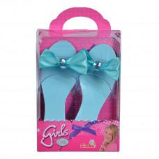 Туфельки для девочки Girls Simbа р.27-29 (в ассорт) 5562435 ТМ: Girls