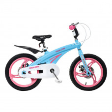 Велосипед Miqilong MQL-GN16 Blue MQL-GN16-BLUE ТМ: Miqilong