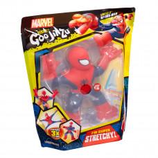 Игрушка-тянучка GooJitZu Спайдермен большой 20 см 121496 ТМ: GooJitZu