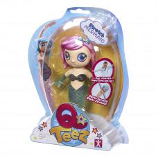 Растягивающаяся фигурка Qteez Stretc Русалочка с розовыми волосами 121504 ТМ: Qteez Stretc