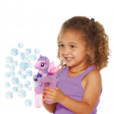 Мыльные пузыри Wanna Bubbles Единорог синий BB508-2 ТМ: Wanna Bubbles
