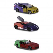 Набор машинок Majorette Смена цвета (в ассорт) 2054022 ТМ: Majorette