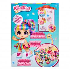 Кукла Kindi Kids Рейнтбоу Кейт Snack Time Friends 50023 ТМ: Kindi Kids