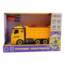 Автомобиль-конструктор Funky Toys Грузовик FT61112 ТМ: Funky Toys