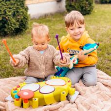 Музыкальная игрушка Battat Кваквафон S2 BX1953Z ТМ: Battat