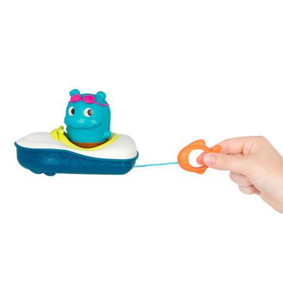 Игрушка для ванной Battat Бегемотик Плюх LB1711Z ТМ: Battat