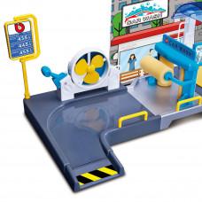 Игровой набор Bburago Street Fire Автомойка 1:43 18-30406 ТМ: Bburago