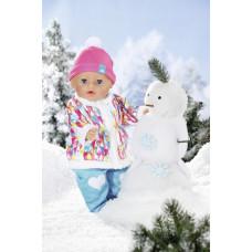 Кукла BABY born Зимняя малышка серия Нежные объятия 43 см 831281 ТМ: BABY born