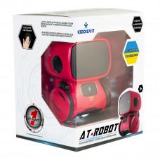 Интерактивный робот AT-Robot One Red AT001-01-UKR ТМ: AT-Robot