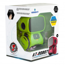 Интерактивный робот AT-Robot One Green AT001-02-UKR ТМ: AT-Robot