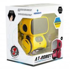 Интерактивный робот AT-Robot One Yellow AT001-03-UKR ТМ: AT-Robot