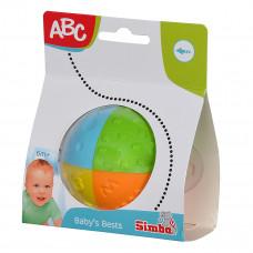 Тактильная игрушка ABC Цветной мяч 4010006 ТМ: ABC