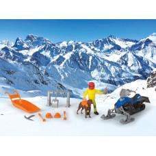 Игровой набор Dickie Toys Снегоход 3832007 ТМ: Dickie Toys