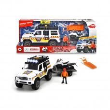 Игровой набор Dickie Toys Зимние спасатели 3837009 ТМ: Dickie Toys