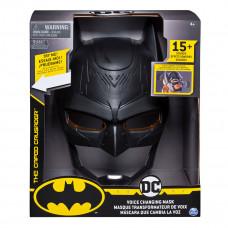 Интерактивная маска Batman с изменением голоса 6055955 ТМ: Batman (Spin Master)