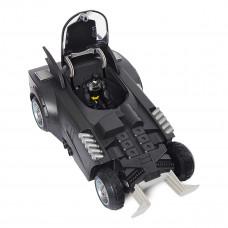 Автомобиль Batman Бэтмобиль на р/у с фигуркой 6055747 ТМ: Batman (Spin Master)