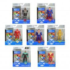 Фигурка DC Супермен и его друзья 10 см (в ассорт) 6056331 ТМ: DC