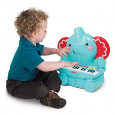 Пианино Fisher-Price Музыкальный слоненок 380008 ТМ: Fisher-Price