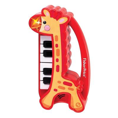Мини-пианино Fisher-Price Жираф 380006 ТМ: Fisher-Price