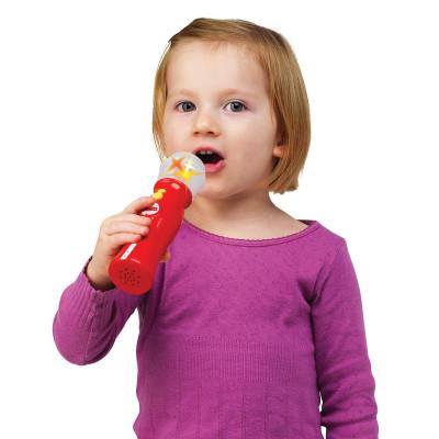 Детский микрофон Fisher-Price Пою сам 380003 ТМ: Fisher-Price