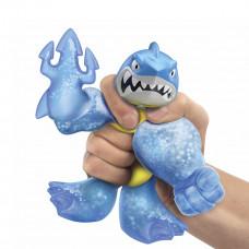 Игрушка-тянучка GooJitZu Траш акула 12 см 121629 ТМ: GooJitZu
