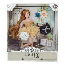 Кукла Emily Feathers QJ090D ТМ: EMILY